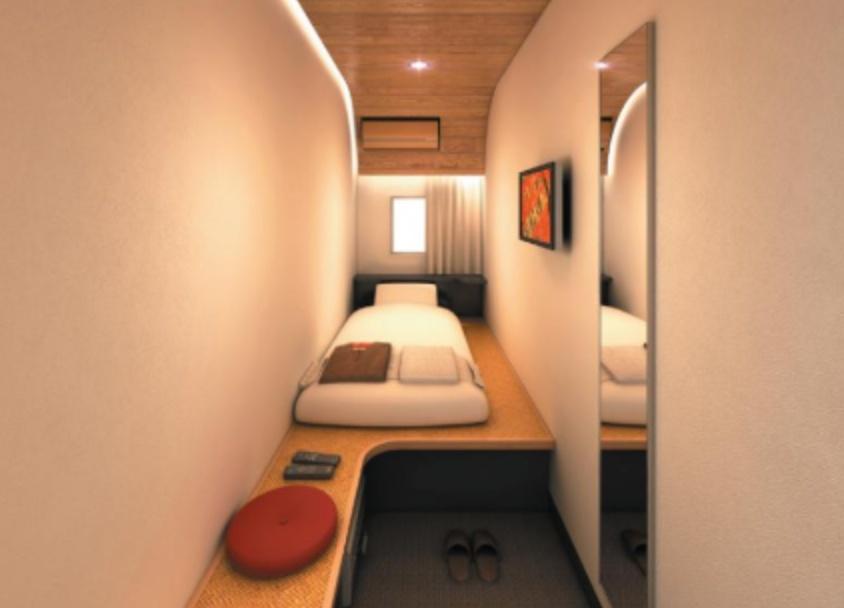Das minimalistische hotel asienspiegel