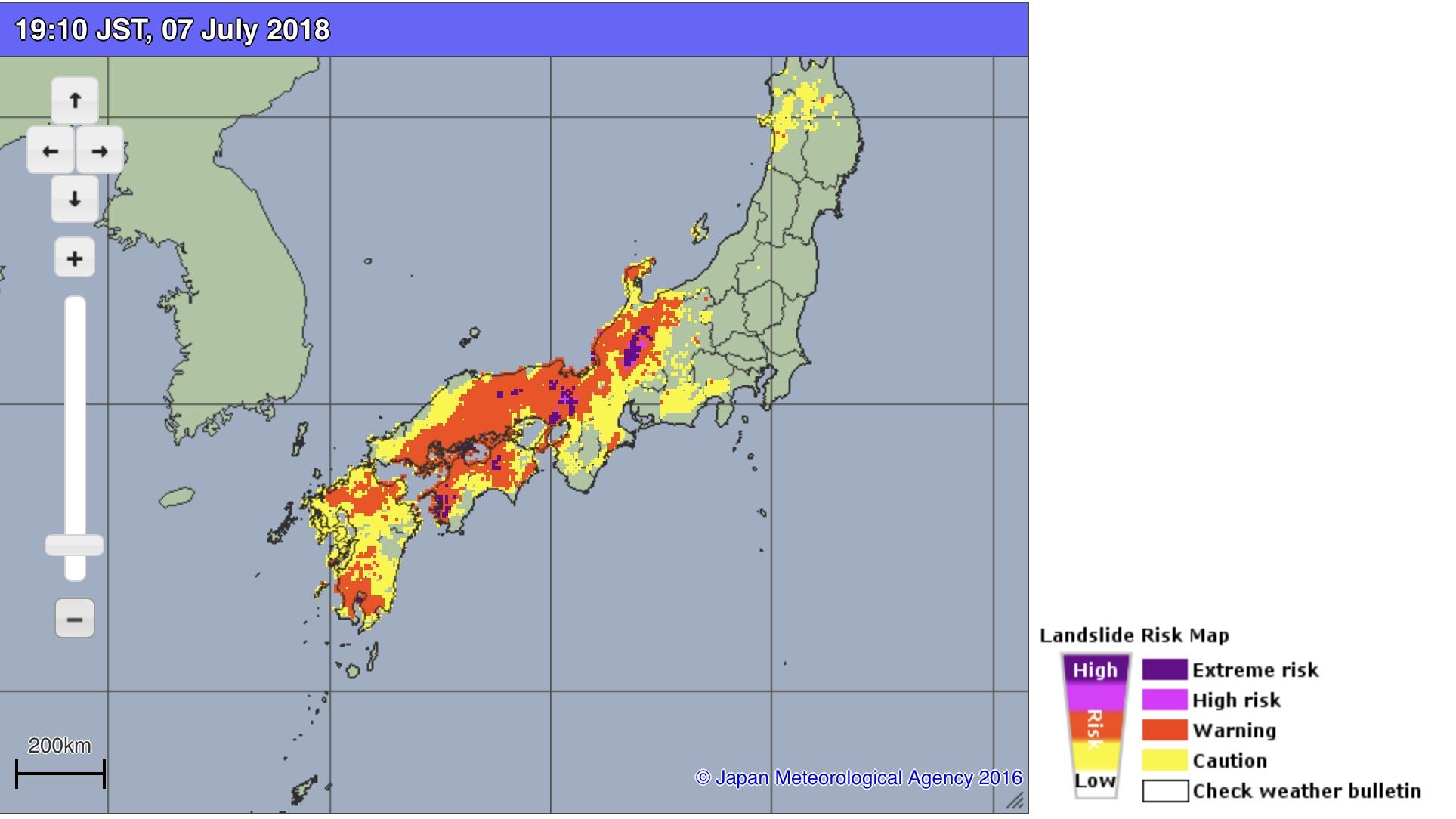 Was Tun Bei Starkregen Und Taifunen In Japan Asienspiegel
