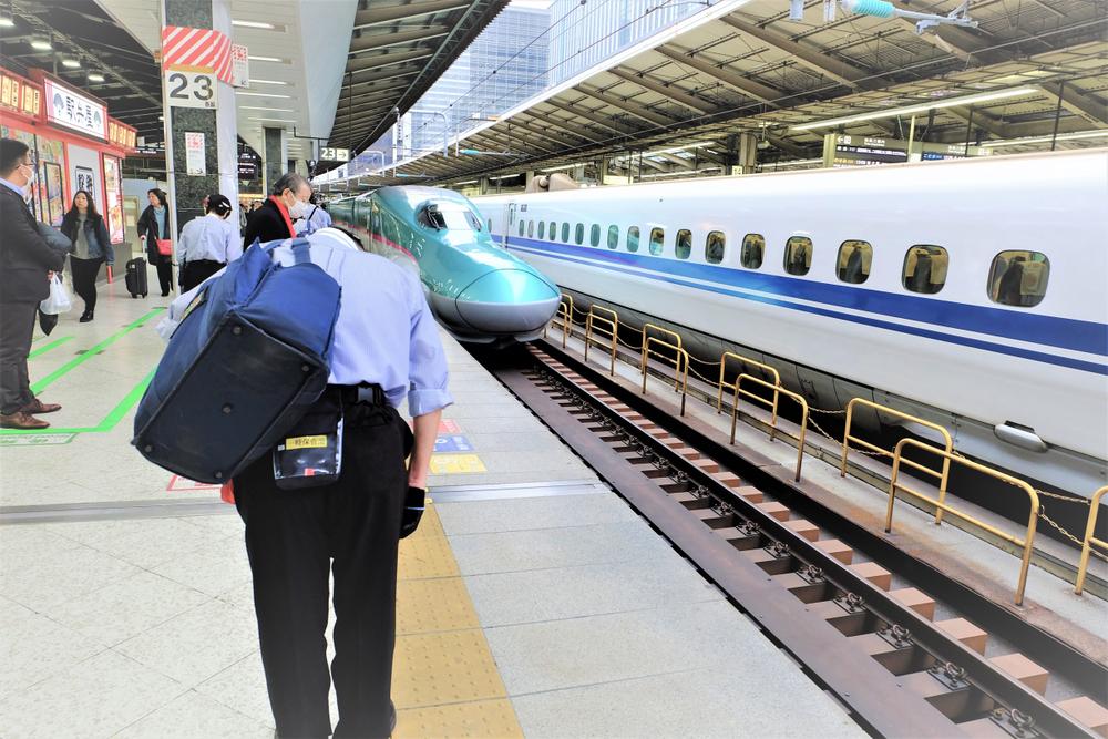 Die Stillen Shinkansen Helden Asienspiegel