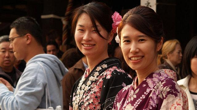 Japan glaubt an die Wende