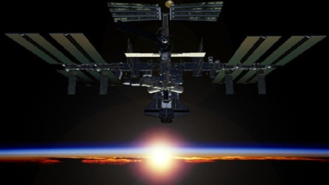 Sonnenenergie aus dem Weltraum