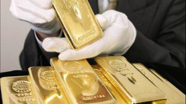 1,2 Tonnen Gold geschmuggelt