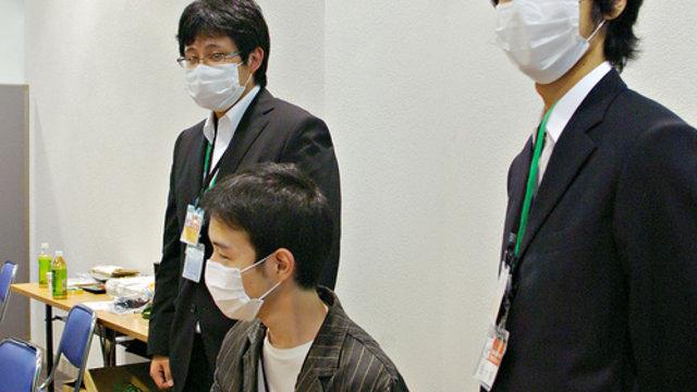 Ein Anzug gegen die Schweinegrippe