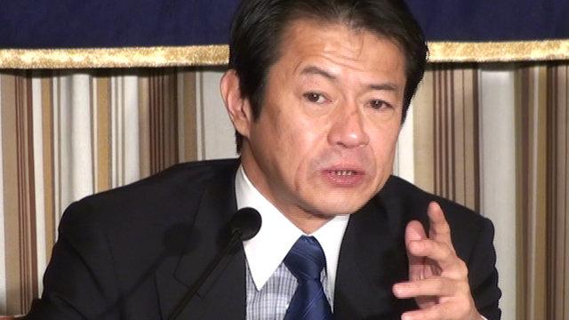 Spuren von Alkohol bei Shoichi Nakagawa