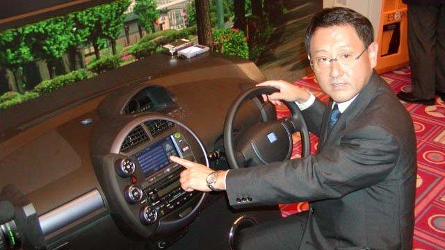 Toyotas Kampf gegen die Krise