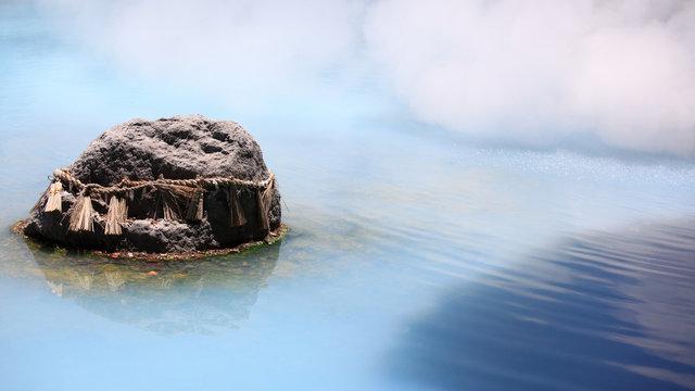 Heisse Quellen voller Leitungswasser