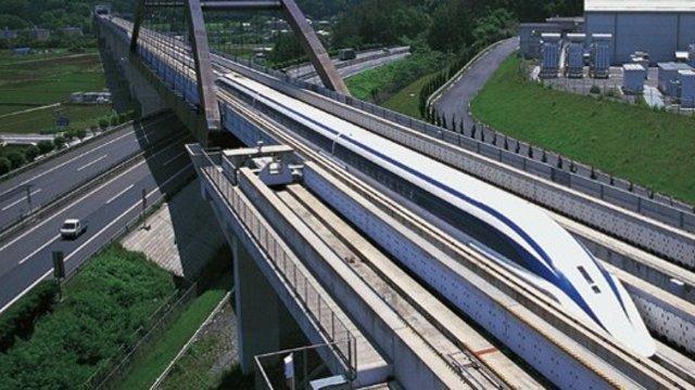 Bau des Chuo-Shinkansen beginnt 2014 oder 2015
