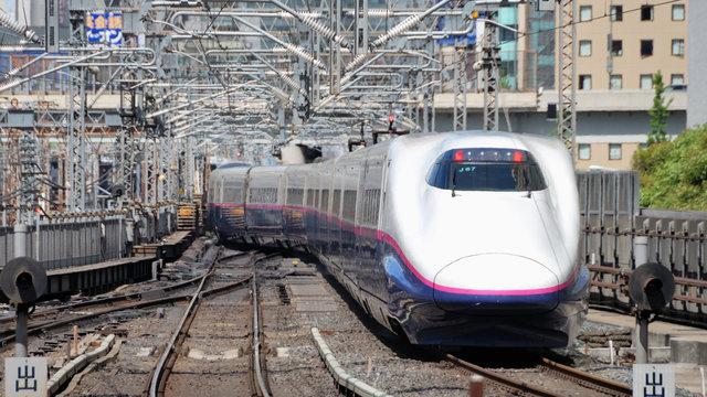 Ein Shinkansen für Vietnam