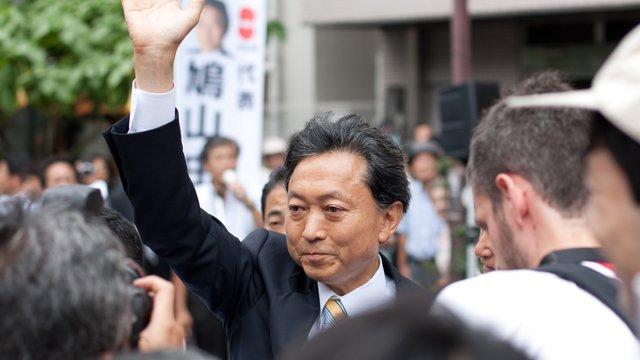 Hatoyama verliert den Rückhalt