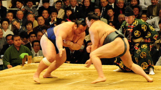 Takanohanas schwerster Kampf