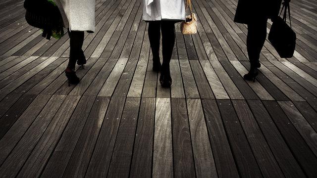 Der lange Weg zur Gleichberechtigung