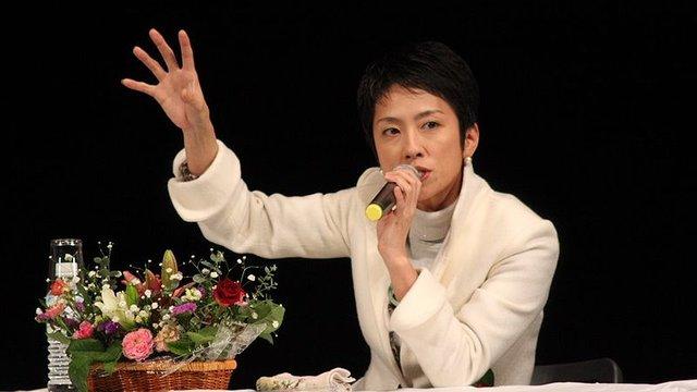 Die erste Premierministerin Japans?