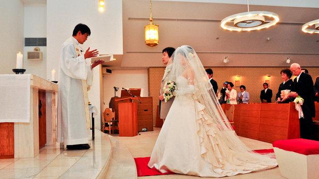 Die Hochzeit kennt keine Finanzkrise