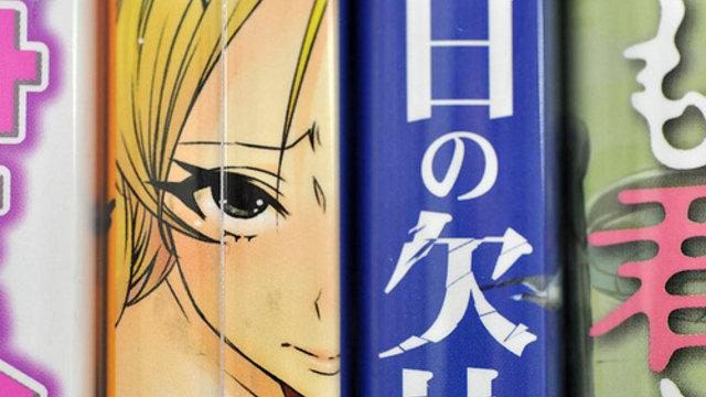 Mangas und Klamotten so gut wie neu