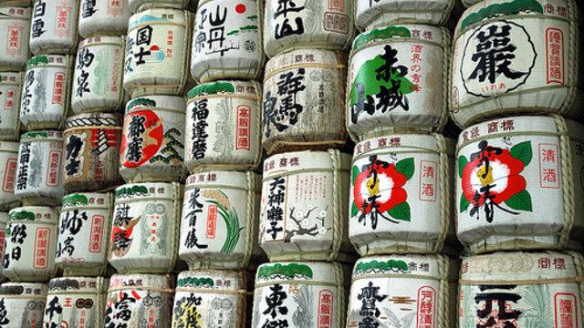Die Diplomatie entdeckt den Reiswein