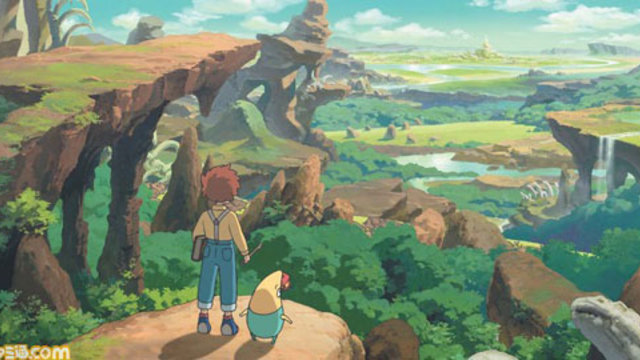 Ein Videospiel von Studio Ghibli