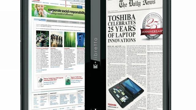Japans Antwort auf den iPad?