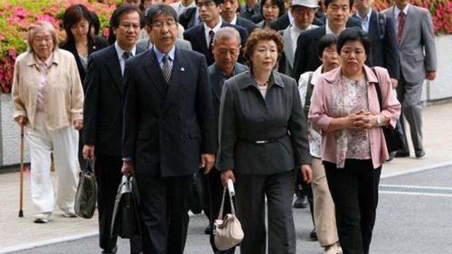 Japans Asbest-Skandal