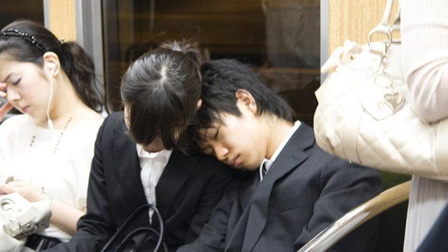 Schlafbefehl von der Regierung