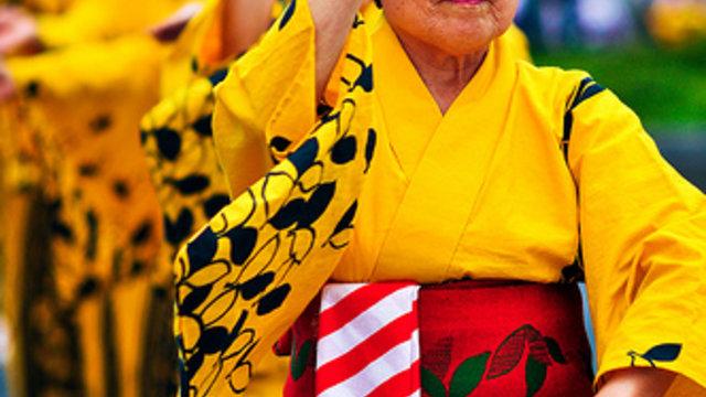 Japanerinnen leben am längsten