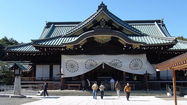 Die Frage nach dem Yasukuni-Besuch