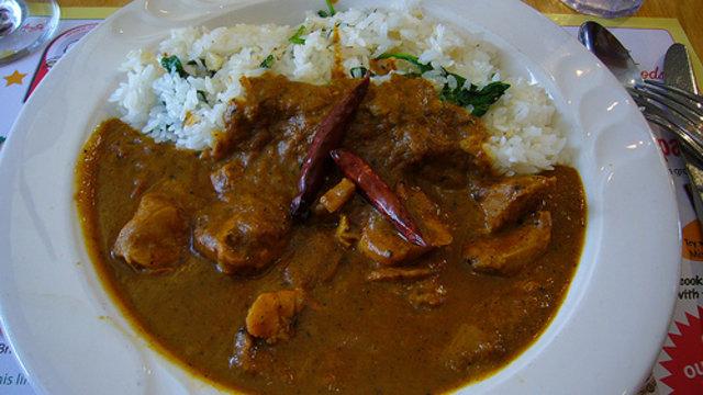 Japanisches Curry für den chinesischen Markt