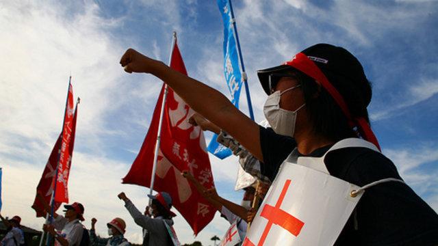 Okinawa will keine Militärbasis mehr
