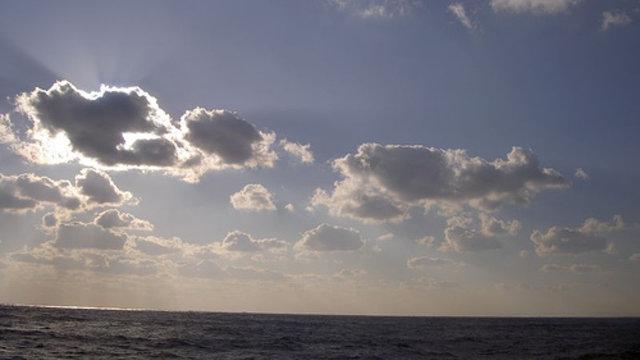 Unter dem Meer nach China und Japan