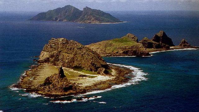 Viel Lärm um eine kleine Inselgruppe