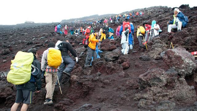 Wird der Fuji gebührenpflichtig?