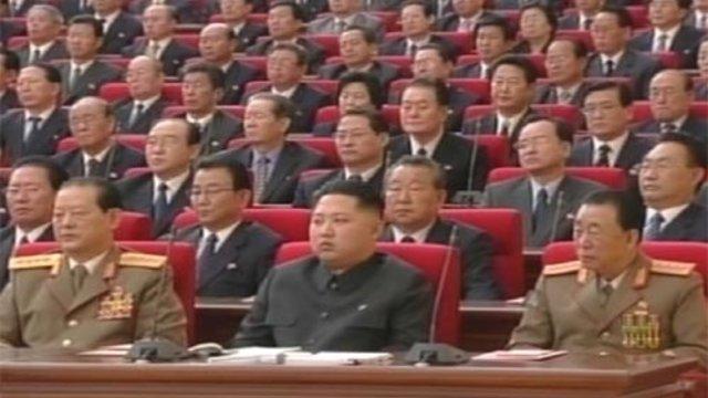 Das Gesellenstück des Kim Jong-un