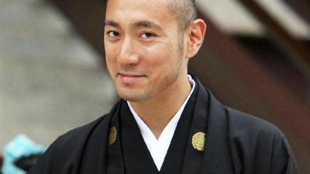 Der reuige Kabuki-Schauspieler