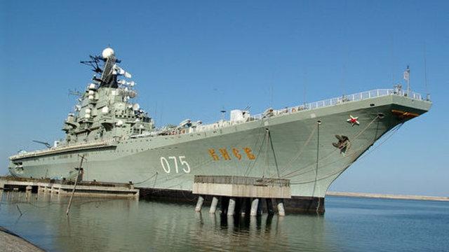 Eine Flugzeugträger-Flotte für China
