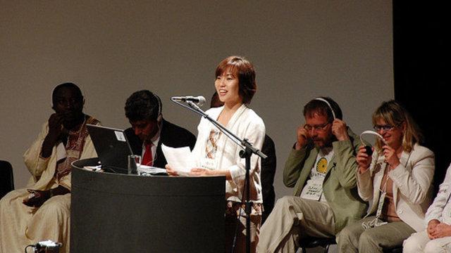 Japans jüngste Bürgermeisterin