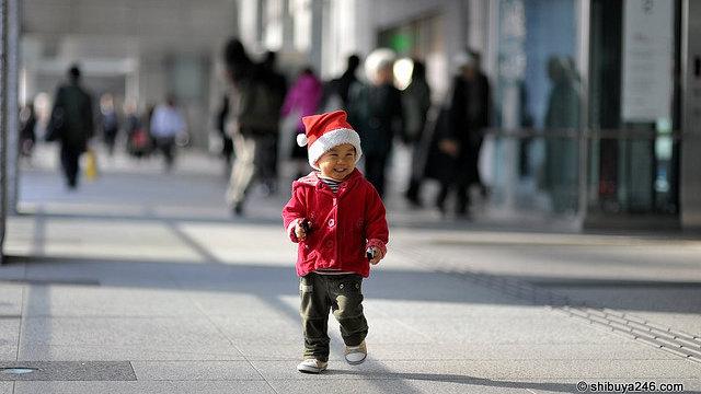 Wie Weihnachten nach Japan kam