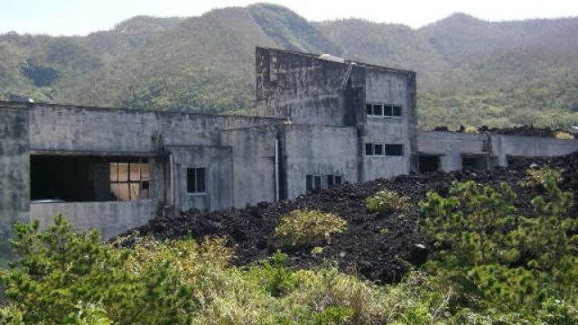 Rückkehr auf die Vulkaninsel