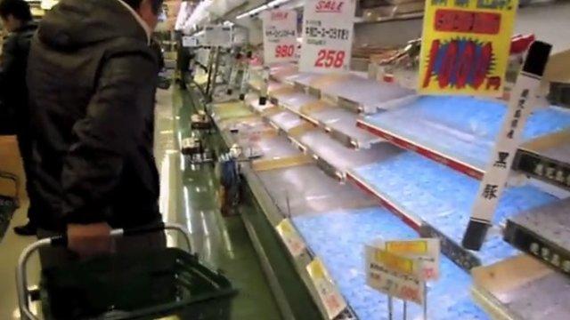 Hamsterkäufe in der Katastrophe