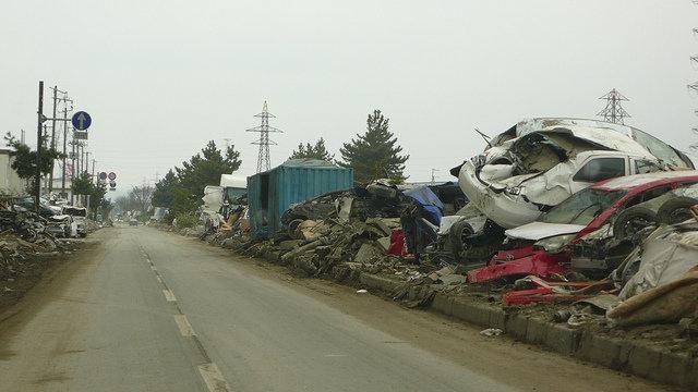 «Kein Müll aus Fukushima!»