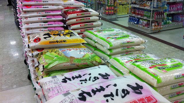 Die Reis-Panik