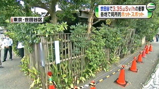 Das strahlende Haus in Tokio