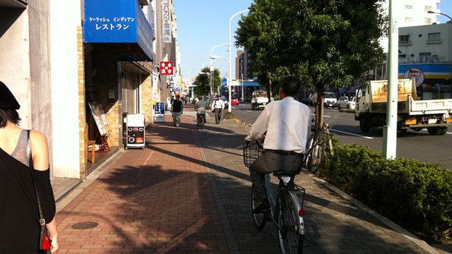 Eigene Wege fürs Fahrrad