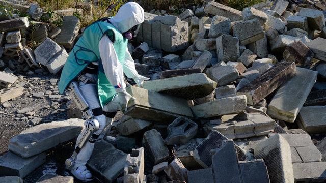 Ein Cyborg für Fukushima