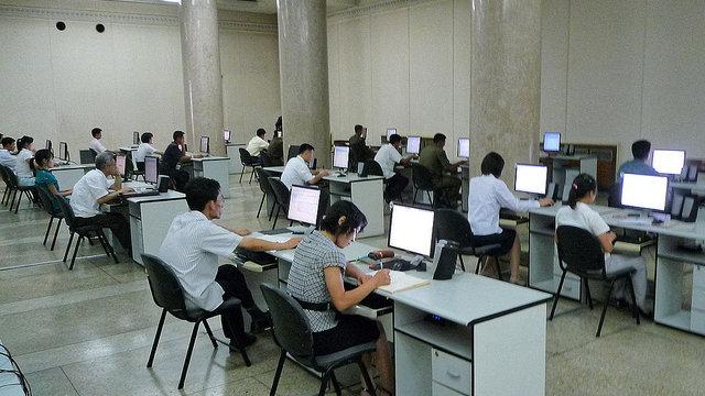 Nordkoreas Computerwelt