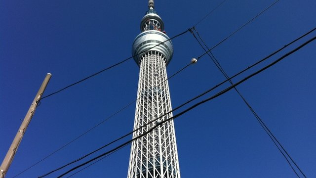 Der Turmbau ist beendet