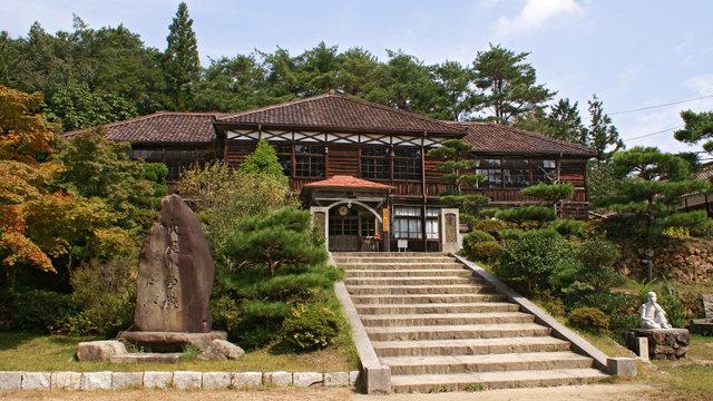 Japans ältestes Schulhaus