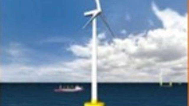 Windenergie aus Fukushima