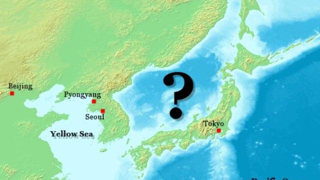 Japanisches Meer oder Ostmeer?