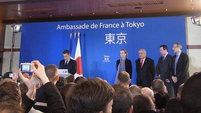 Sarkozys Fukushima-Lüge