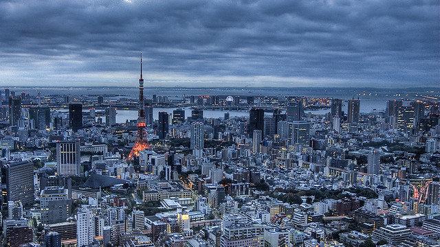 Tokios Worst-Case-Szenario