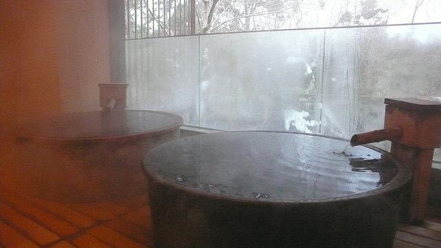 Der Tod im heissen Bad